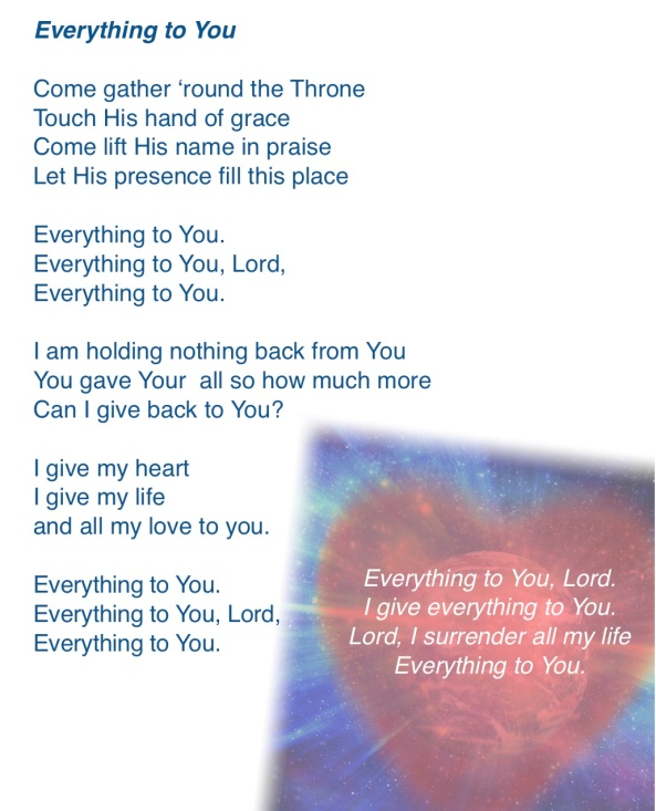 everything to You