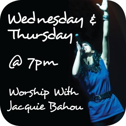 Jacquie Worship