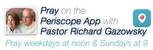 Pray on Periscope