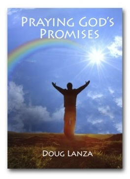 Praying God's promises cover