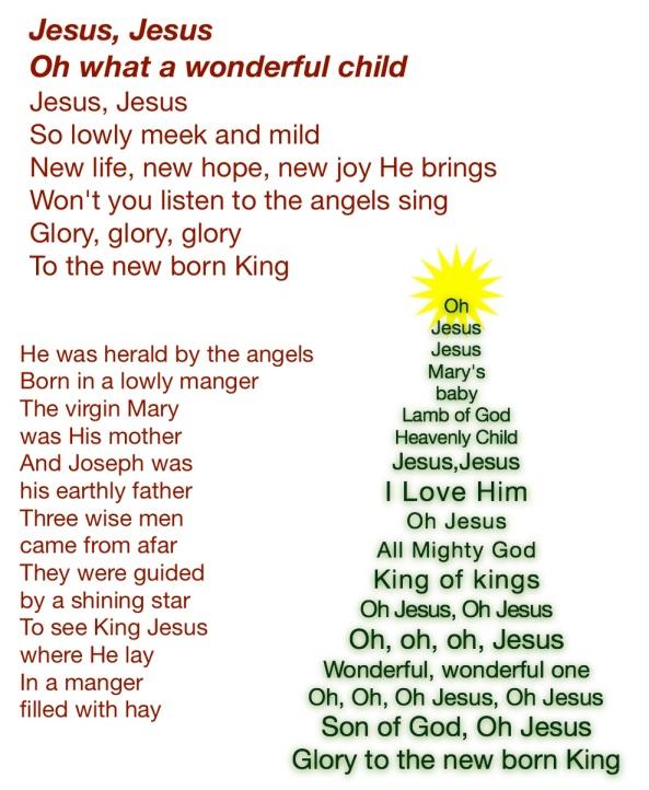 Jesus Wonderful Child