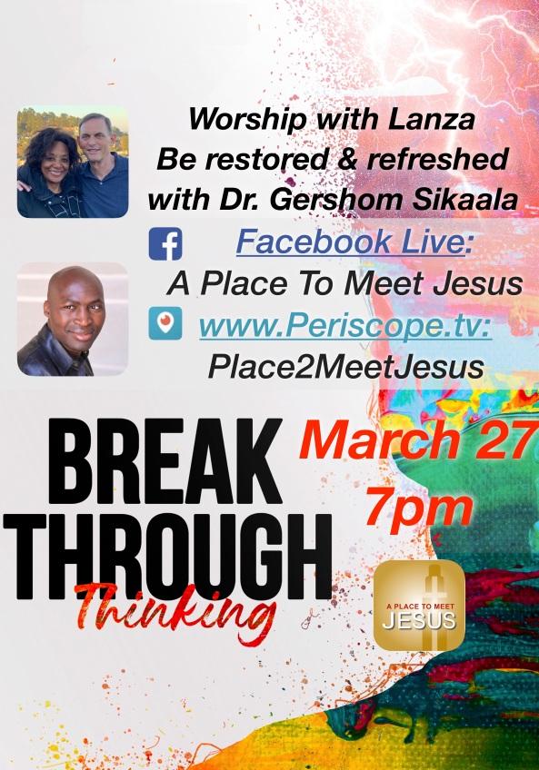 Breakthrough online