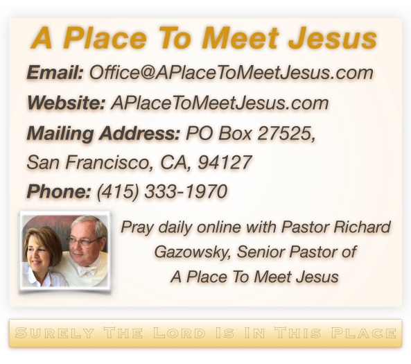 Email Pastor footer