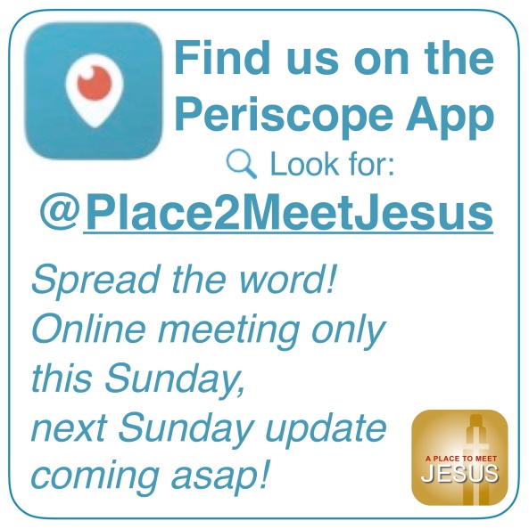 square TEXT periscope deets